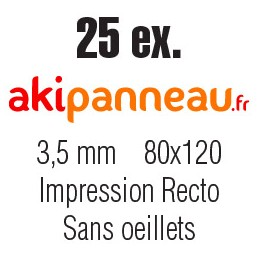 80x120 cm •25 ex •Recto •...