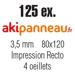 80x120 cm •125 ex •Recto...