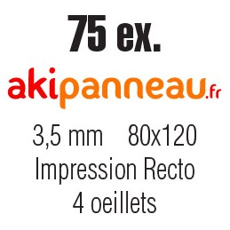 80x120 cm •75 ex •Recto •...