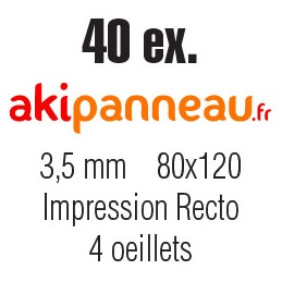 80x120 cm •40 ex •Recto •...