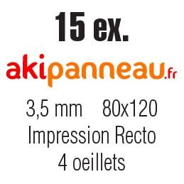 80x120 cm •15 ex •Recto •...