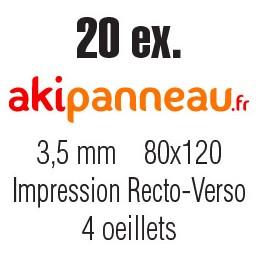 80x120 cm •20 ex •...