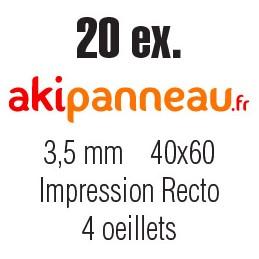 40x60 cm •20 ex • Recto •...