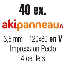 120x80 cm •1 rainage • 40...