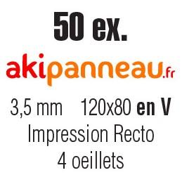 120x80 cm •1 rainage • 50...