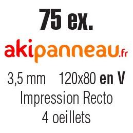 120x80 cm •1 rainage • 75...