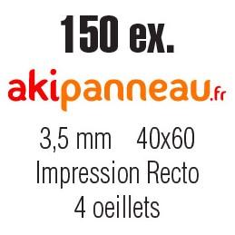 40x60 cm •150 ex • Recto •...