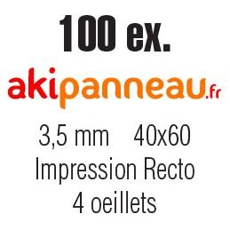40x60 cm •100 ex • Recto •...