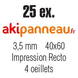40x60 cm •25 ex • Recto •...