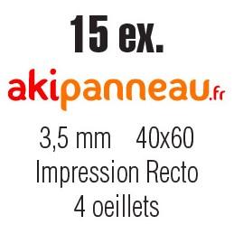 40x60 cm •15 ex • Recto •...