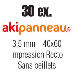 40x60 cm •30 ex • Recto •...