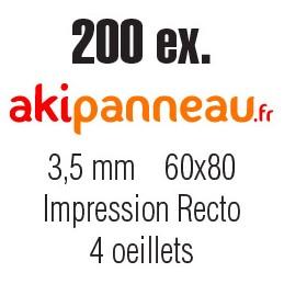 60x80 cm •200 ex •Recto •...