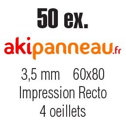 60x80 cm •50 ex •Recto •...