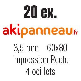 60x80 cm •20 ex •Recto •...